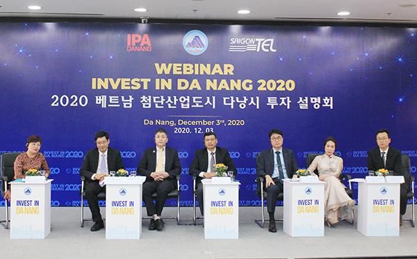 TGĐ KOTRA Danang: Nhu cầu của các nhà đầu tư Hàn Quốc vào Đà Nẵng đang tăng lên từng ngày