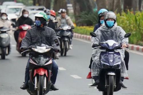 Không khí lạnh ảnh hưởng đến Đông Bắc Bộ, Hà Nội rét 12-14 độ C