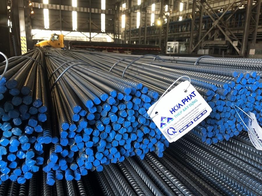 Tháng 11/2020, Tập đoàn Hòa Phát đạt sản lượng thép thô 552.000 tấn, tăng 68% so với cùng kỳ. Tổng sản lượng phôi thép và thép xây dựng thành phẩm bán ra trong tháng 11 đạt 514.000 tấn.