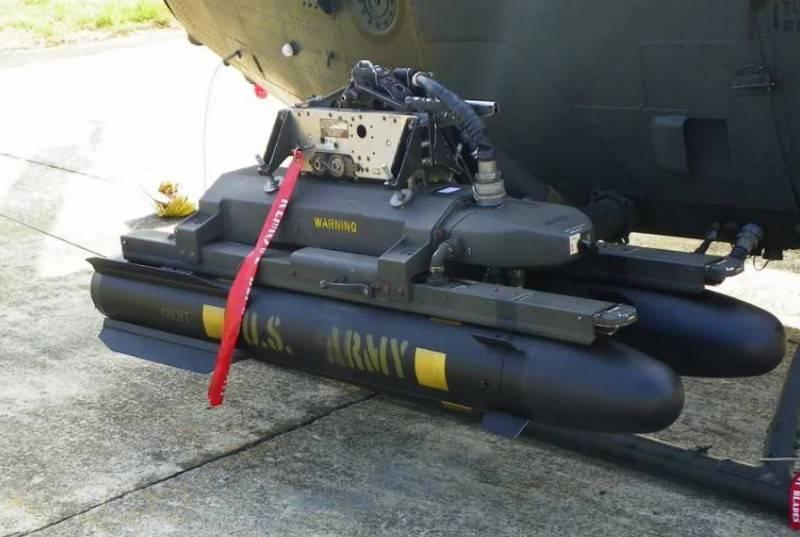 Iran đã thu được nguyên mẫu tên lửa AGM-114R9X của Mỹ. Ảnh: Topwar.