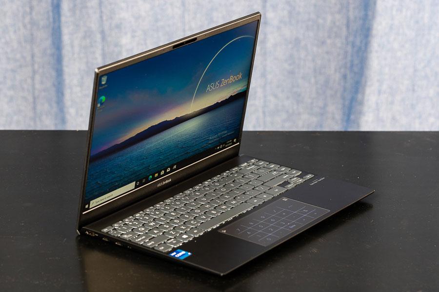7. Asus ZenBook 13 UX325EA.