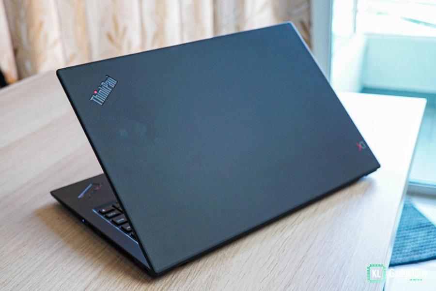 8. Lenovo ThinkPad X1 Carbon Gen 7.
