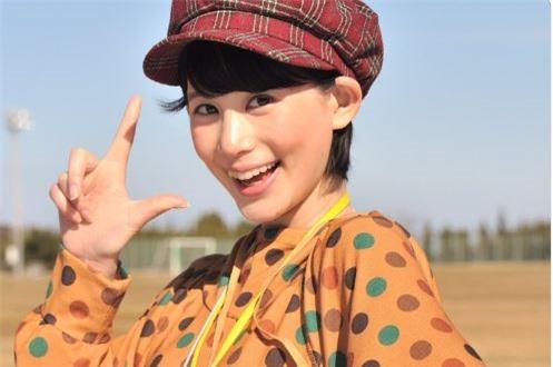 Diễn viên, người mẫu Mana Kinjo.