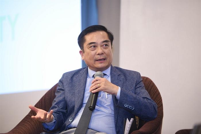 Ông Nguyễn Công Hồng, Phó tổng giám đốc Tập đoàn Ecopark.