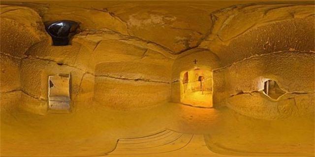 Ngôi đền bí ẩn 7.000 năm tuổi dưới lòng đất của Romania - 2