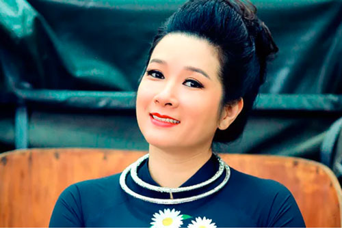 NSƯT Thanh Thanh Hiền.