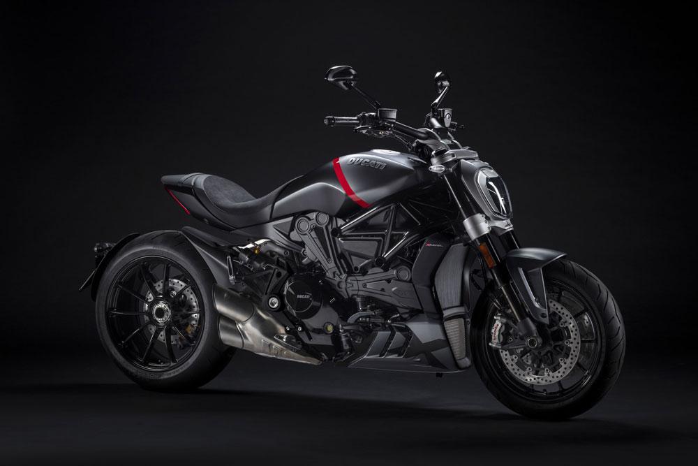 5. Ducati XDiavel Dark.