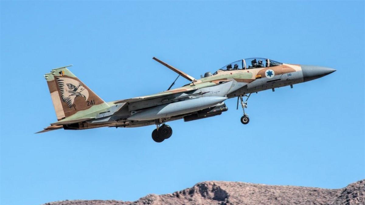 F-15I Thunder. Ảnh: Military