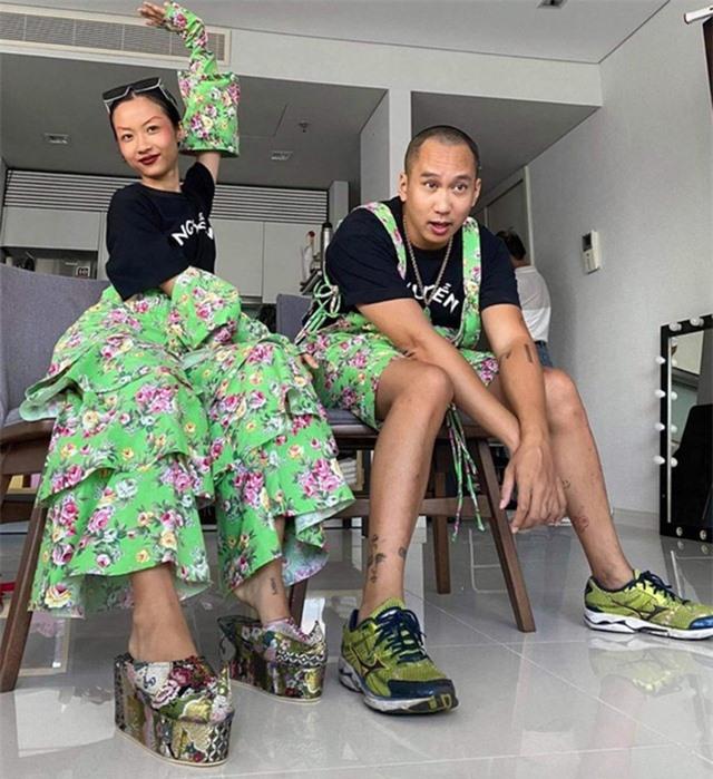 Sống trong hôn nhân hạnh phúc, dịp hiếm hoi Suboi khoe chồng Dôn Nguyễn - 6