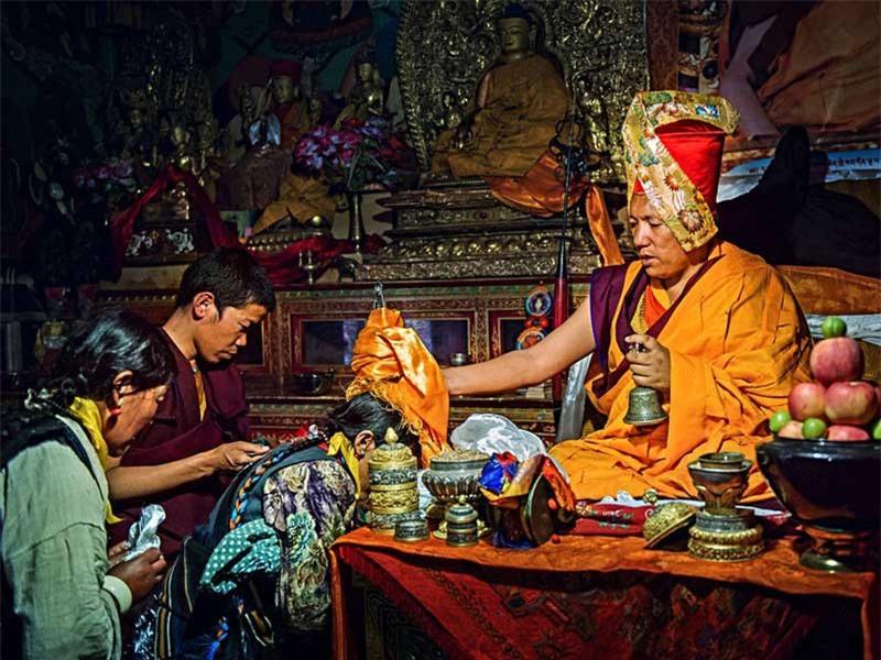 Tu vien Sakya: noi nam giu kho bau cua Phat giao Tay Tang-Hinh-6