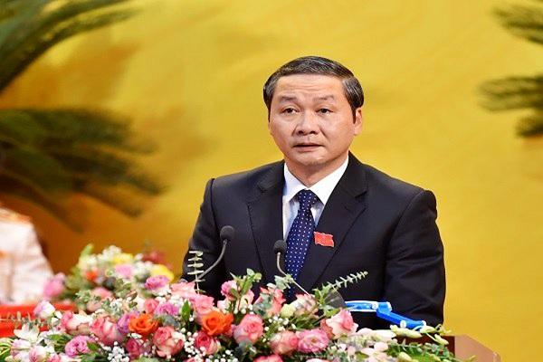 Ông Đỗ Minh Tuấn được bầu giữ chức Chủ tịch UBND tỉnh Thanh Hóa.