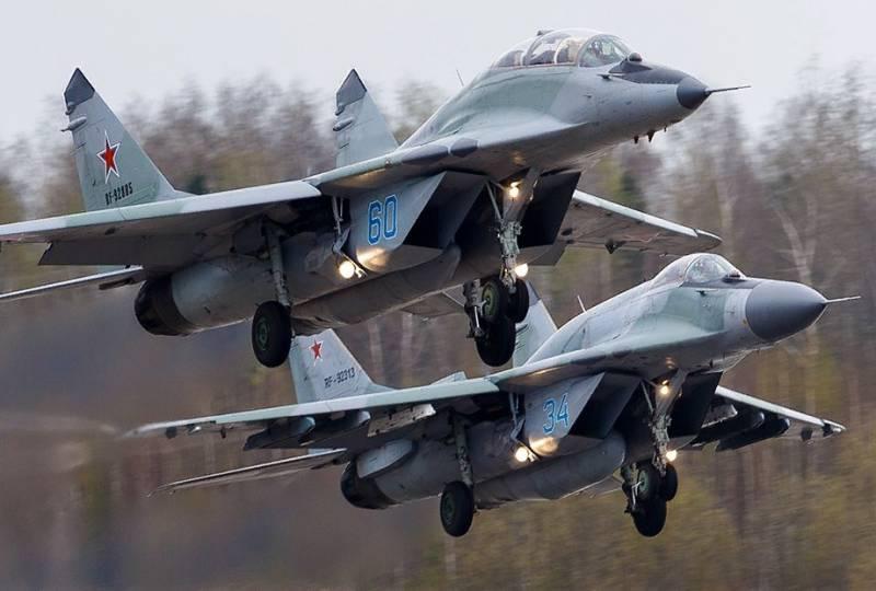 Không quân Nga sở hữu lực lượng chiến đấu hùng hậu và hiện đại. Ảnh: Topwar.