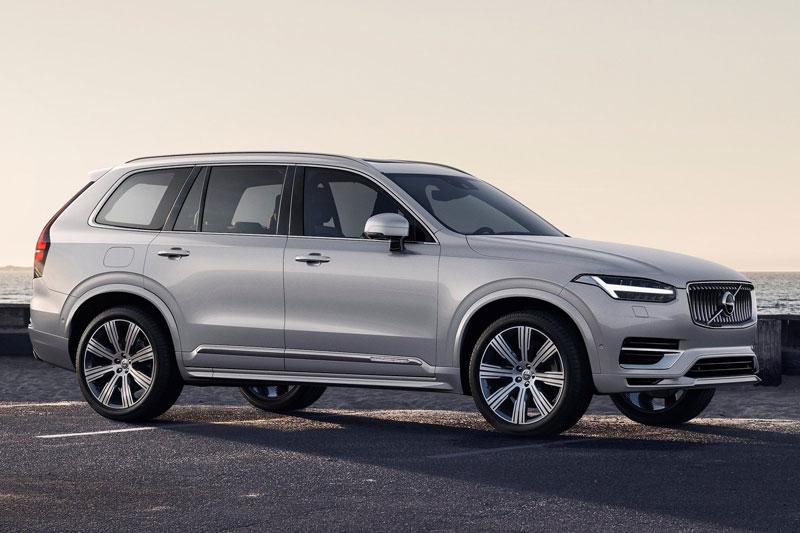=1. Volvo XC90 2020 (điểm an toàn: 9,8/10).