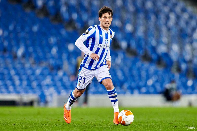 6. David Silva (Real Sociedad).