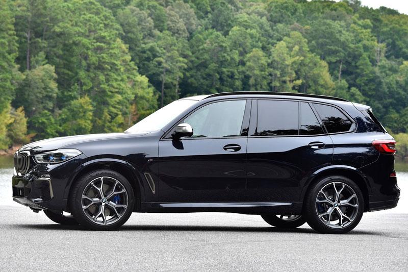 =7. BMW X5 2020 (điểm an toàn: 9,5/10).