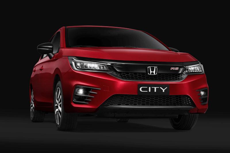 Honda City 2021.