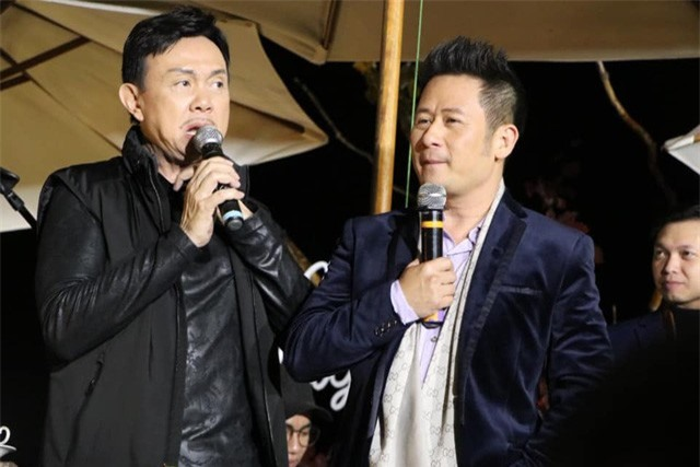 Nghệ sĩ Chí Tài viết dòng chia sẻ cuối, hẹn gặp khán giả ngày 26/12 - Ảnh 1.