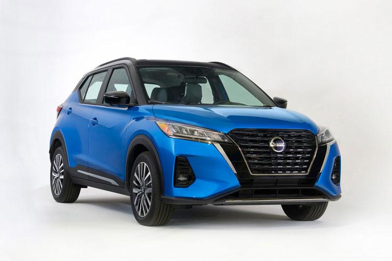 Nissan Kicks 2021.