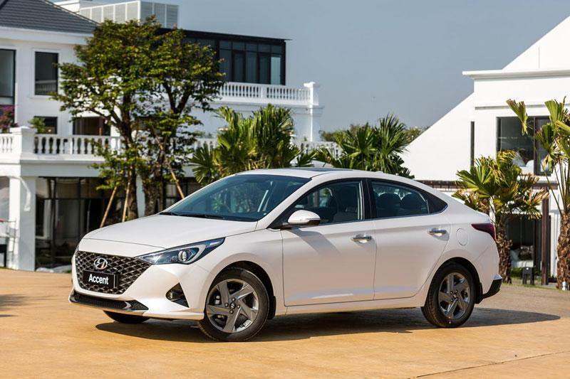 Hyundai Accent 2021. Ảnh: TC Motor.