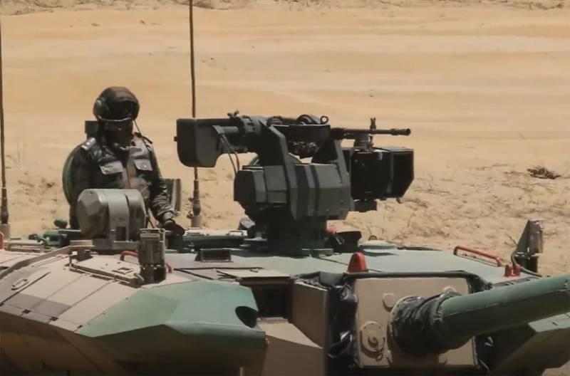 Xe tăng chiến đấu chủ lực Arjun Mark-1 Alfa của Quân đội Ấn Độ đã vượt qua bài kiểm tra quan trọng. Ảnh: Topwar.