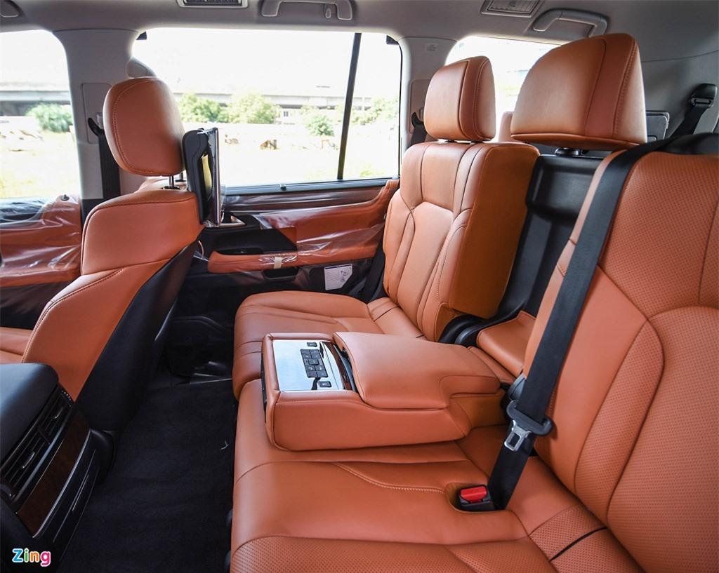 Chi tiet Lexus LX570 Super Sport 2021 dau tien tai Viet Nam anh 12