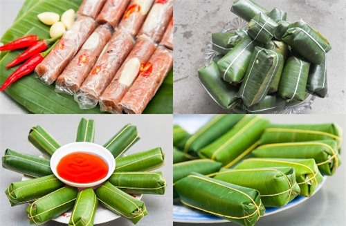 Nem chua Thanh Hóa, món ăn đặc sản của quê hương