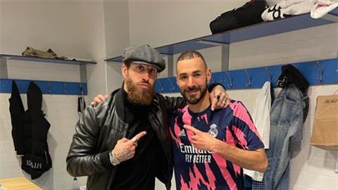 Sergio Ramos lập kỷ lục đáng kinh ngạc ở derby Madrid