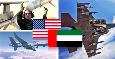 UAE doa mua Su-57 neu My tu choi ban F-35 va MQ-9