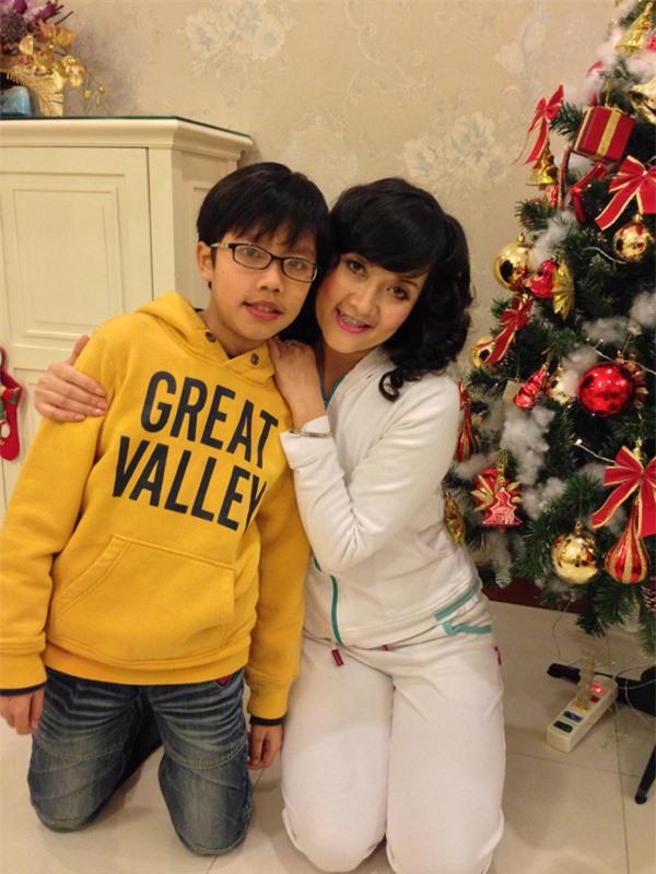 Tuổi 45 của Táo bà Vân Dung: Chấp nhận cảnh chồng Nam vợ Bắc, được gia đình nhà nội thương yêu - Ảnh 5.
