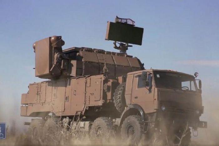 Đã có 4 trong tổng số 6 tổ hợp phòng không Tor-M2KM của Armenia bị UAV Azerbaijan tiêu diệt. Ảnh: Avia-pro.