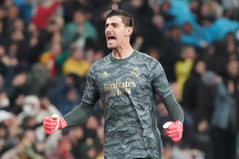 5. Thibaut Courtois (Real Madrid).