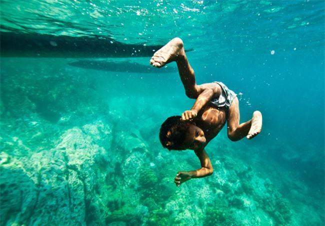 """Trẻ em tộc """"người cá"""" bí ẩn ở Thái - 26"""