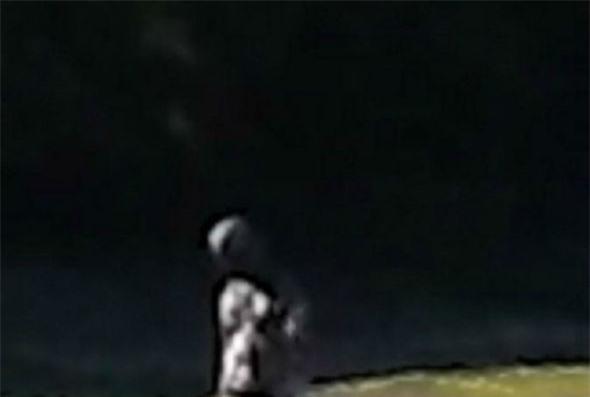 Công bố bức ảnh người ngoài hành tinh gây sốc