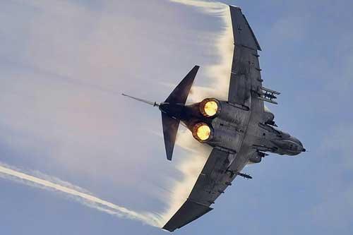 Tiêm kích F-4 Phantom II. Ảnh: Reddit.com.