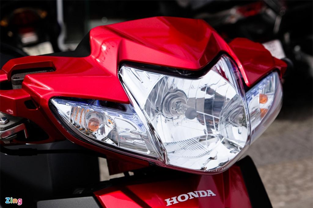 Honda Blade phien ban moi duoc ban duoi gia de xuat tai TP.HCM anh 3