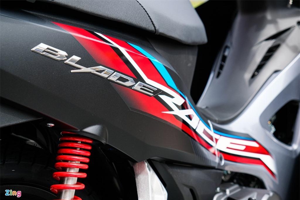 Honda Blade phien ban moi duoc ban duoi gia de xuat tai TP.HCM anh 7