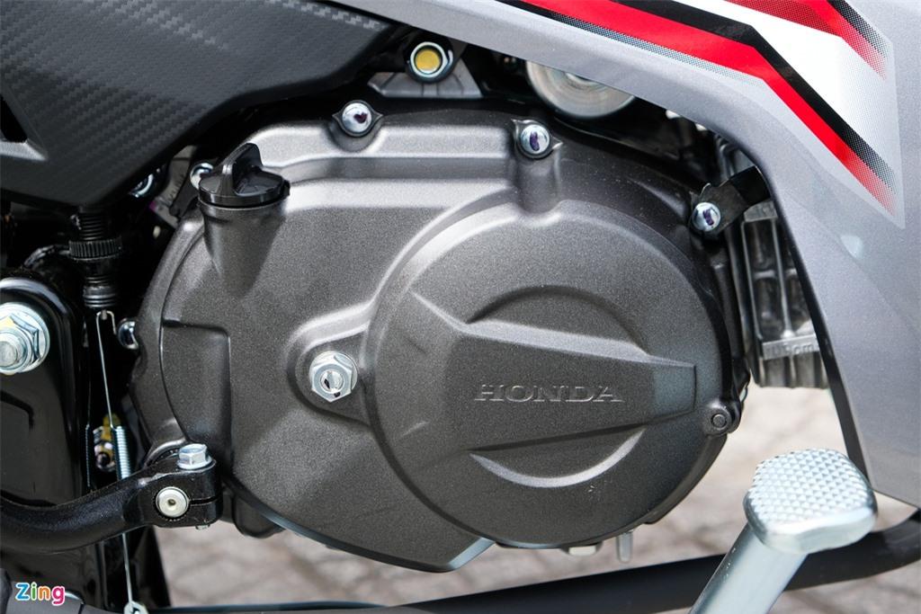 Honda Blade phien ban moi duoc ban duoi gia de xuat tai TP.HCM anh 9