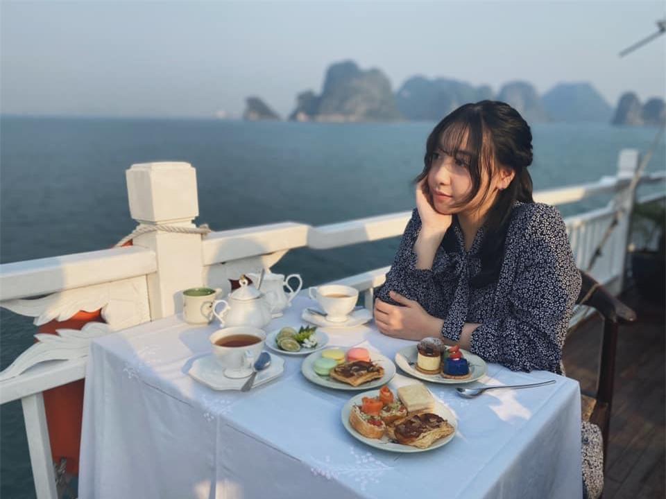 Lộ diện em gái xinh đẹp của MC Minh Hà: Tính cách khác hẳn và luôn là chỗ dựa cho chị - Ảnh 6.