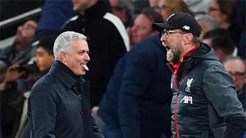 Mourinho mỉa mai phát biểu về chấn thương của Klopp