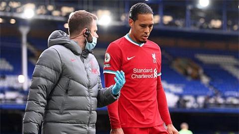 Mourinho cho rằng Liverpool chỉ mất Van Dijk là quan trọng nhất