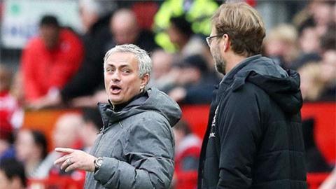 Mourinho và nỗi hận mang tên Klopp