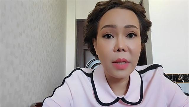 Việt Hương: Có người giả mạo vợ anh Chí Tài lừa chuyển 5000 USD - 1