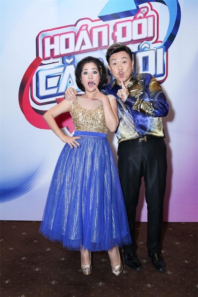 Việt Hương: Có người giả mạo vợ anh Chí Tài lừa chuyển 5000 USD - 3