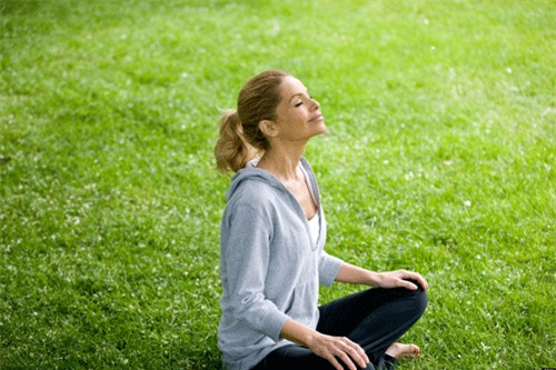 Tập yoga rất tốt cho những người nhóm máu A