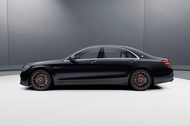 4. Mercedes-Benz S65 AMG (giá khởi điểm: 230.400 USD