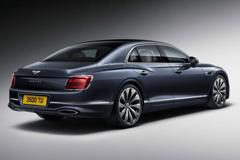 5. Bentley Flying Spur (giá khởi điểm: 214.600 USD).