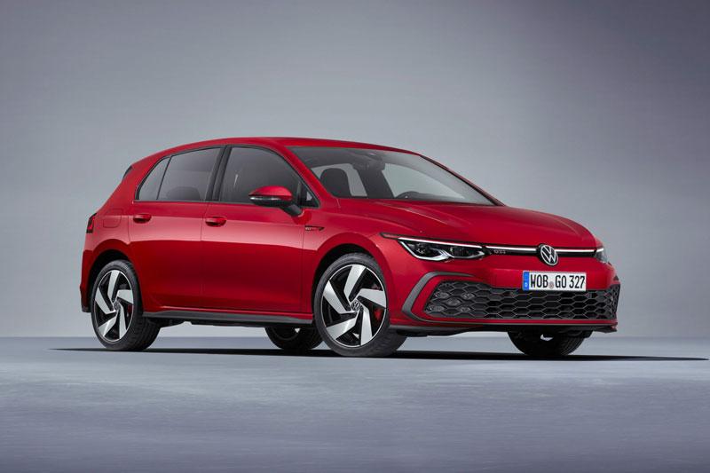 1. Volkswagen Golf GTI 2021.