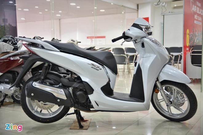 Honda SH 300i.