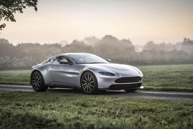10. Aston Martin Vantage Coupe 2021.