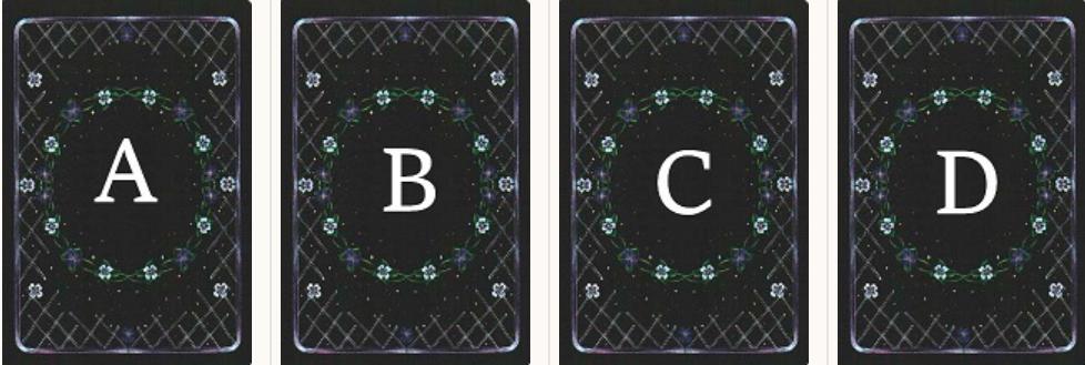 Bạn chọn thẻ bài nào?